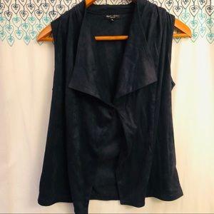 Romeo and Juliet couture black vest Sz s